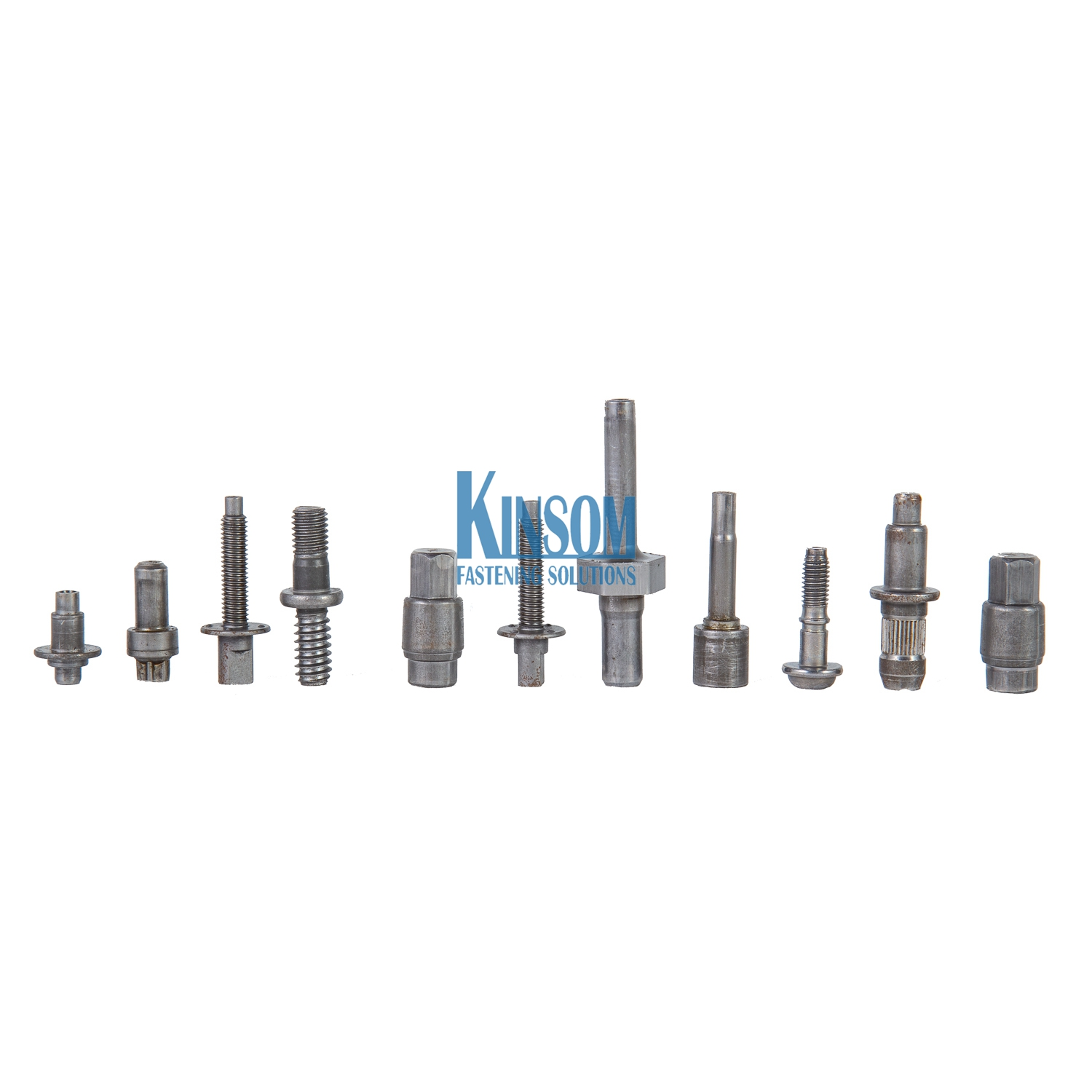 Special Kinsom Fasteners Cold Forging Automotive Industry Accessories Hardware Metal Parts